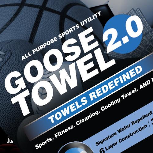 goose towel 2.0