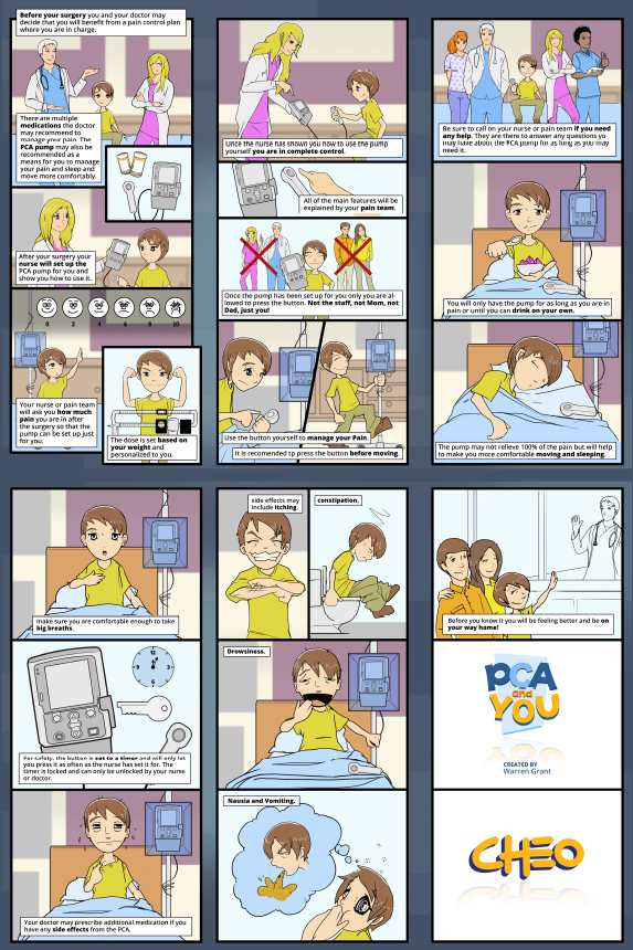pca-story-board